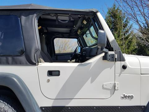 2005 Jeep® Wrangler Rubicon in Big Bend, Wisconsin - Photo 45