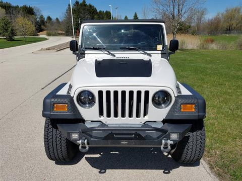 2005 Jeep® Wrangler Rubicon in Big Bend, Wisconsin - Photo 4