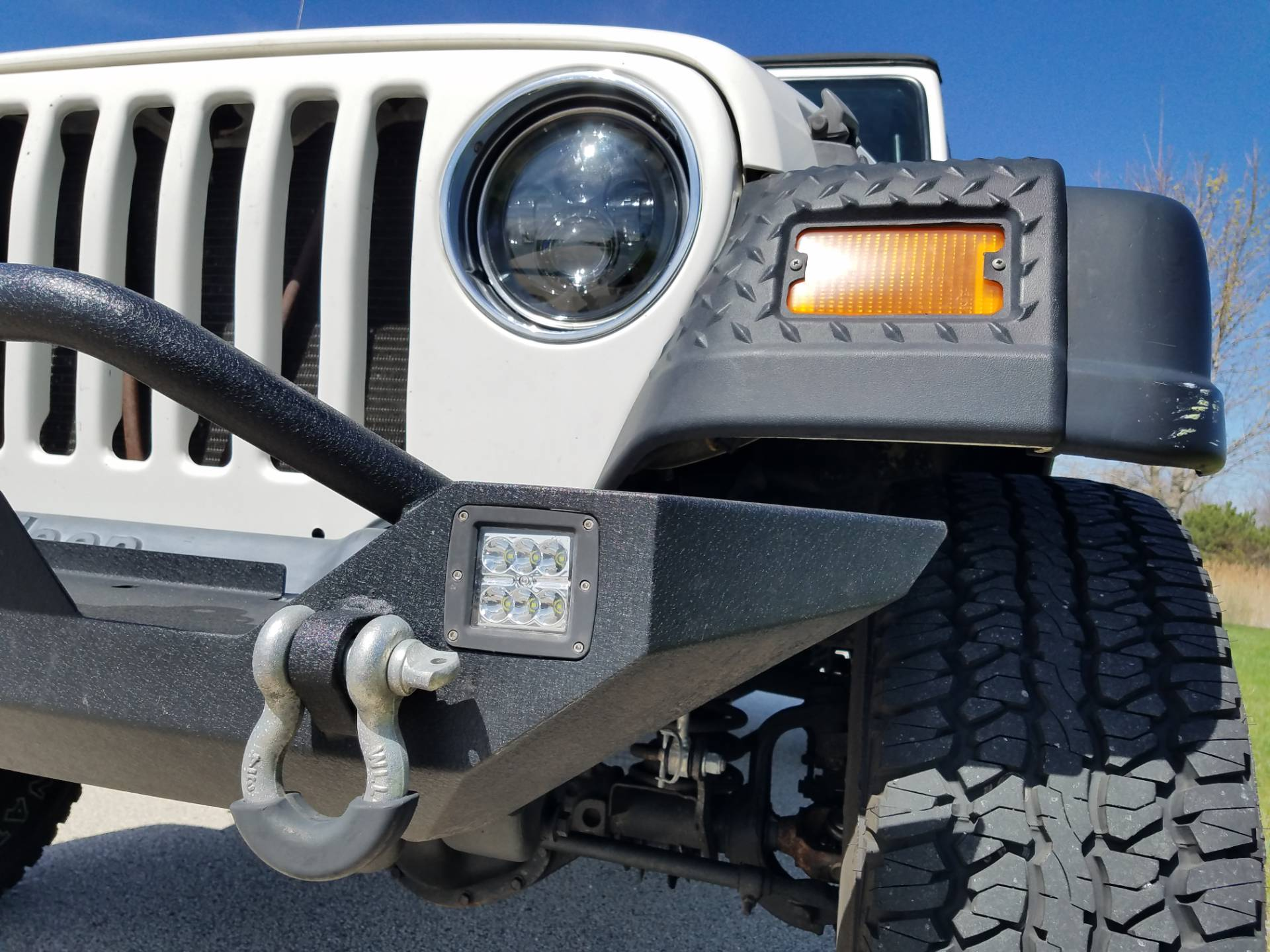 2005 Jeep® Wrangler Rubicon in Big Bend, Wisconsin - Photo 47