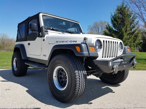 2005 Jeep® Wrangler Rubicon in Big Bend, Wisconsin - Photo 58