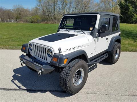 2005 Jeep® Wrangler Rubicon in Big Bend, Wisconsin - Photo 59