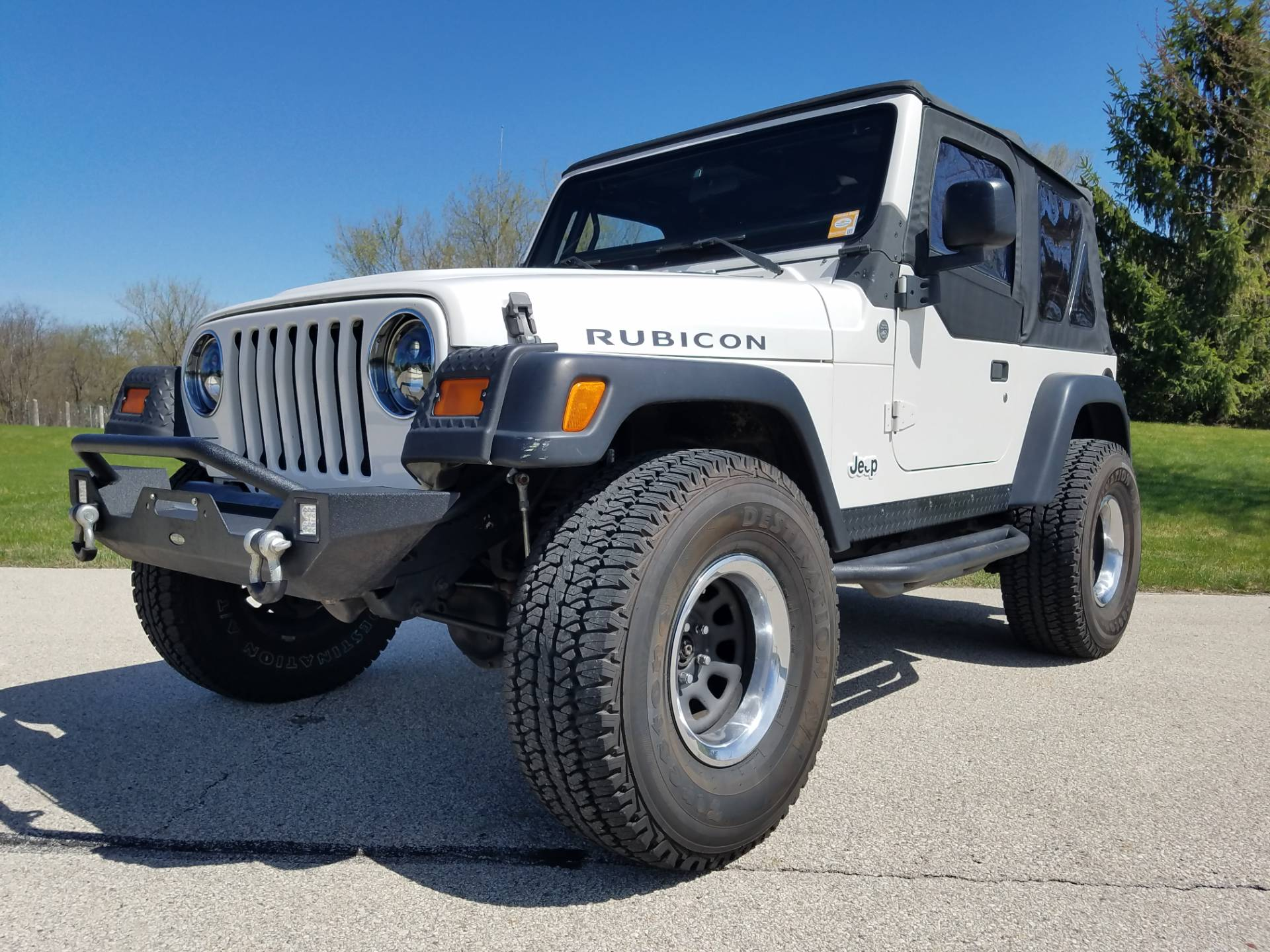 2005 Jeep® Wrangler Rubicon in Big Bend, Wisconsin - Photo 60