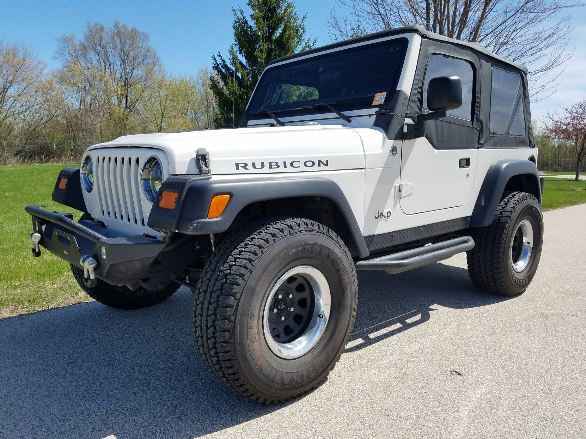 2005 Jeep® Wrangler Rubicon in Big Bend, Wisconsin - Photo 64