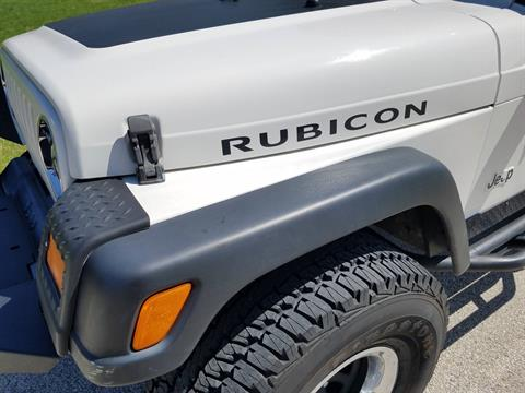 2005 Jeep® Wrangler Rubicon in Big Bend, Wisconsin - Photo 73