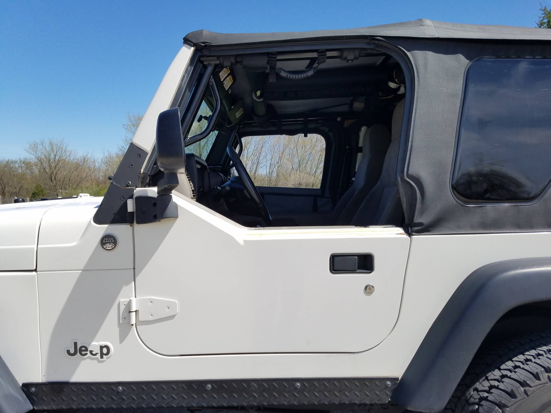 2005 Jeep® Wrangler Rubicon in Big Bend, Wisconsin - Photo 87