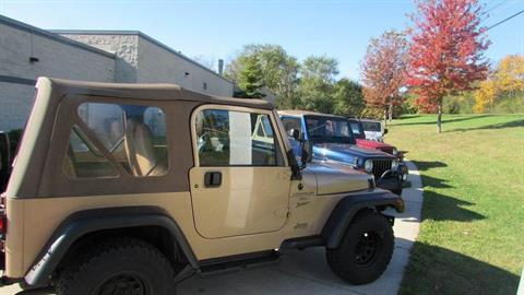 2000 Jeep WRANGLER in Big Bend, Wisconsin - Photo 7