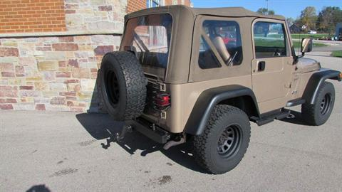 2000 Jeep WRANGLER in Big Bend, Wisconsin - Photo 9