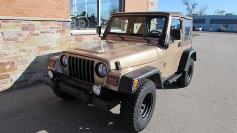 2000 Jeep WRANGLER in Big Bend, Wisconsin - Photo 3
