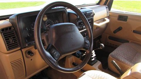 2000 Jeep WRANGLER in Big Bend, Wisconsin - Photo 15