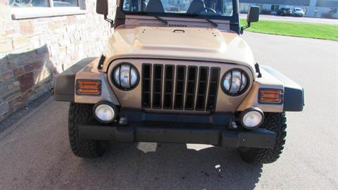 2000 Jeep WRANGLER in Big Bend, Wisconsin - Photo 11