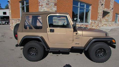 2000 Jeep WRANGLER in Big Bend, Wisconsin - Photo 5