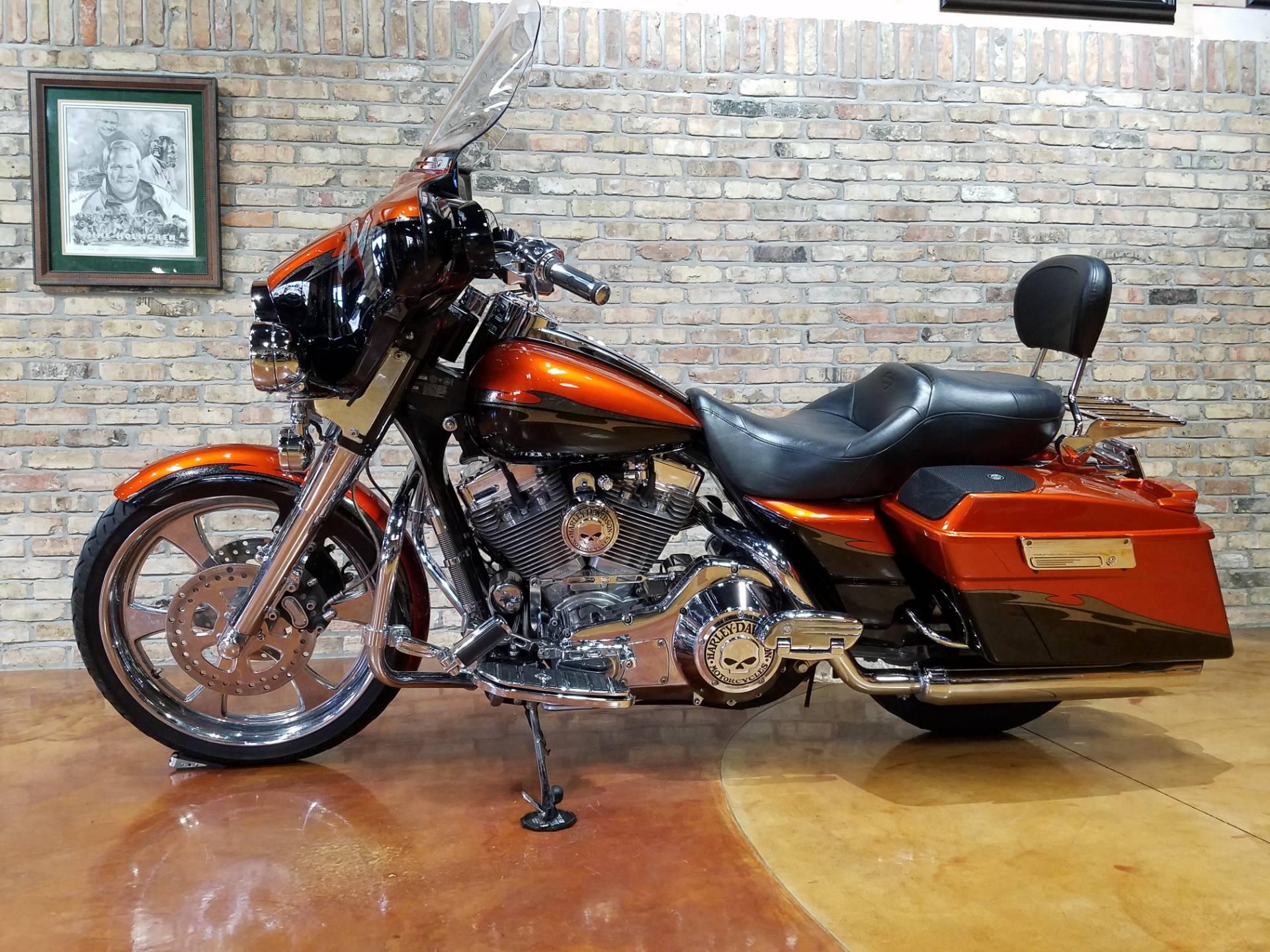 Used 2005 Harley Davidson FLHT/FLHTI Electra Glide ...