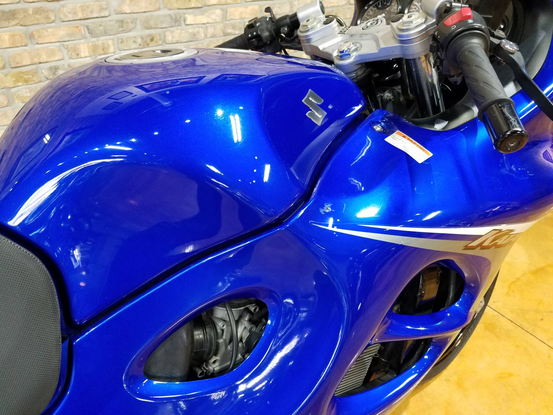 2006 Suzuki Katana® 600 in Big Bend, Wisconsin - Photo 13