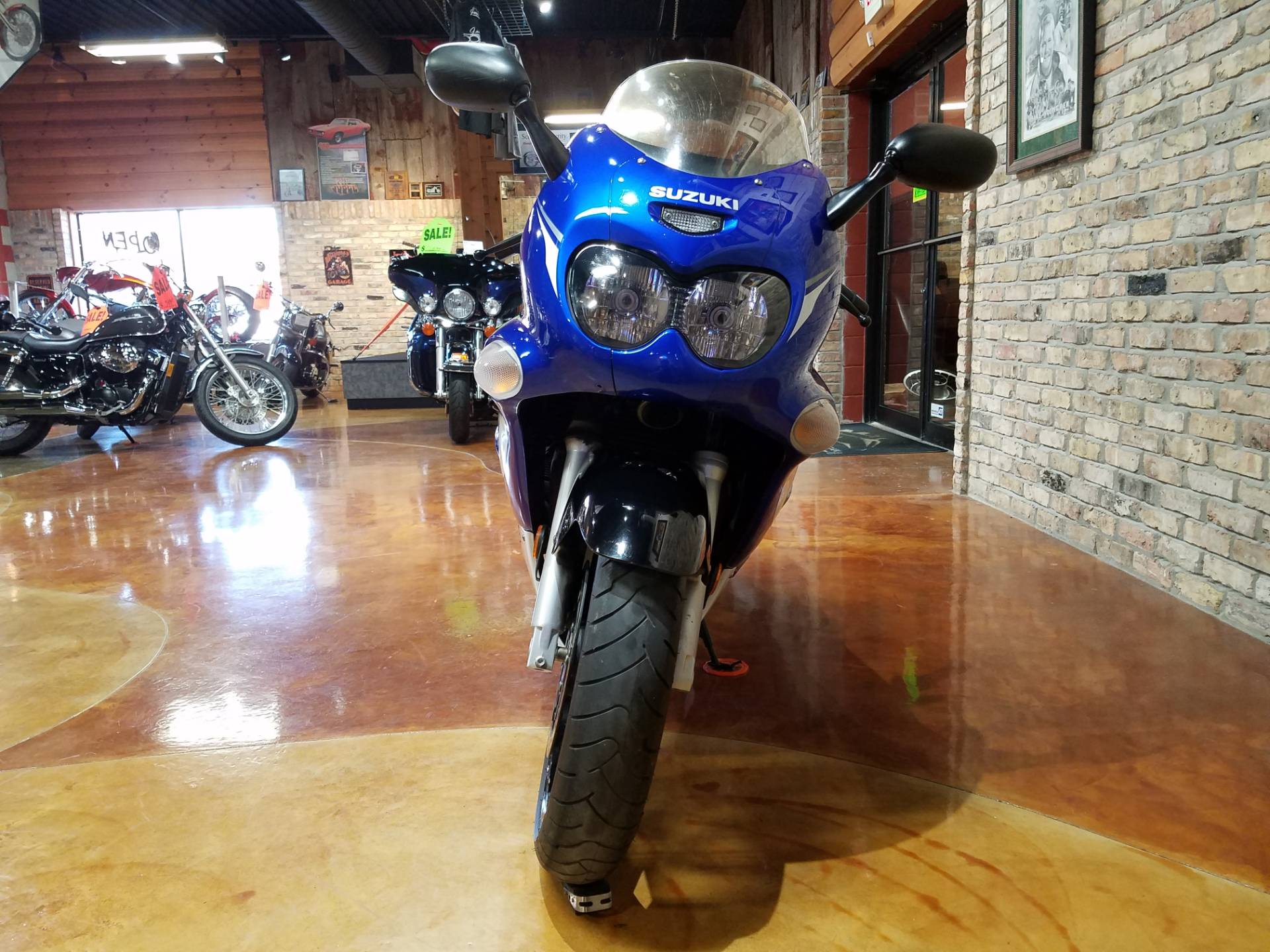 2006 Suzuki Katana® 600 in Big Bend, Wisconsin - Photo 16