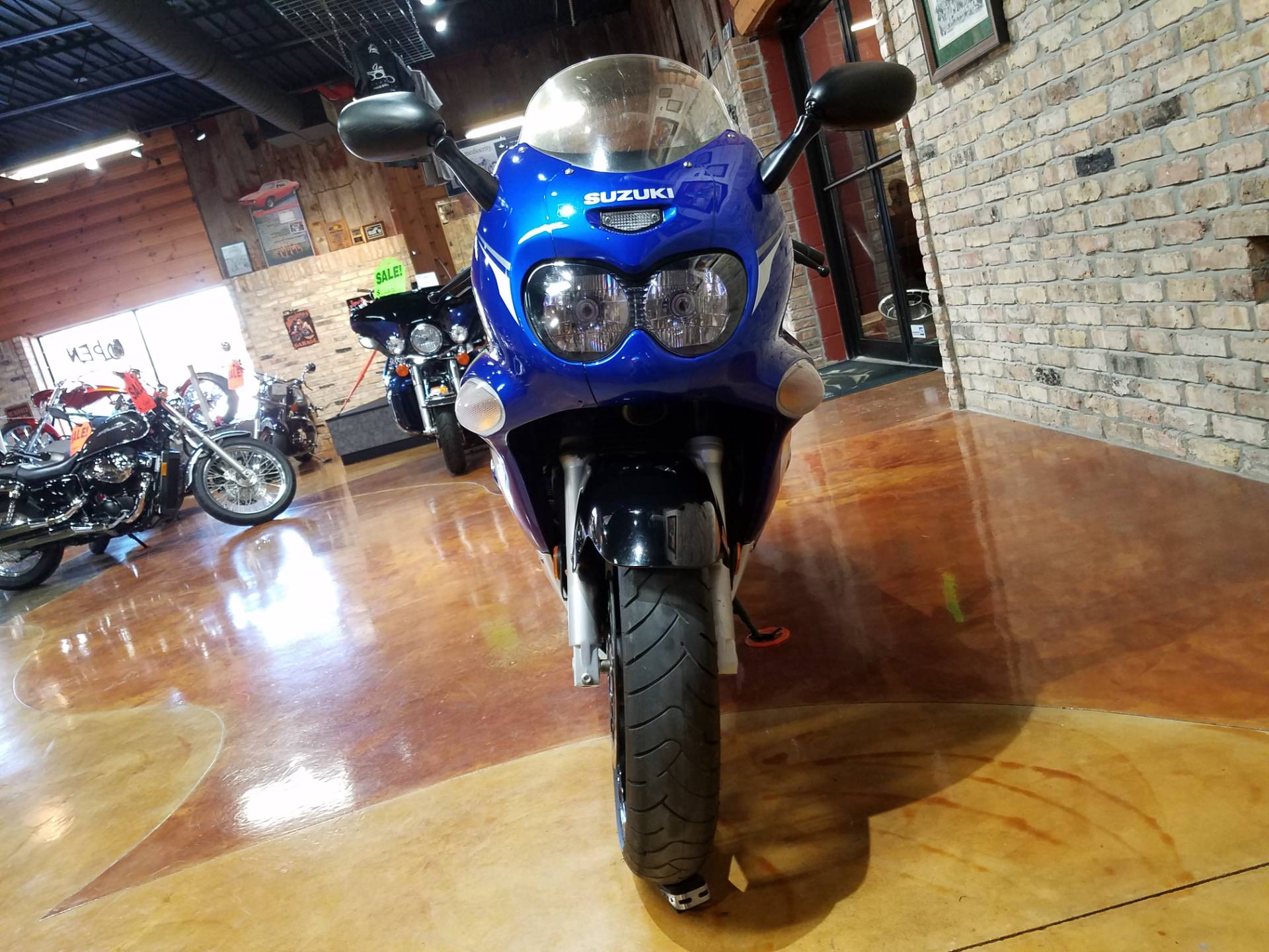 2006 Suzuki Katana® 600 in Big Bend, Wisconsin - Photo 17