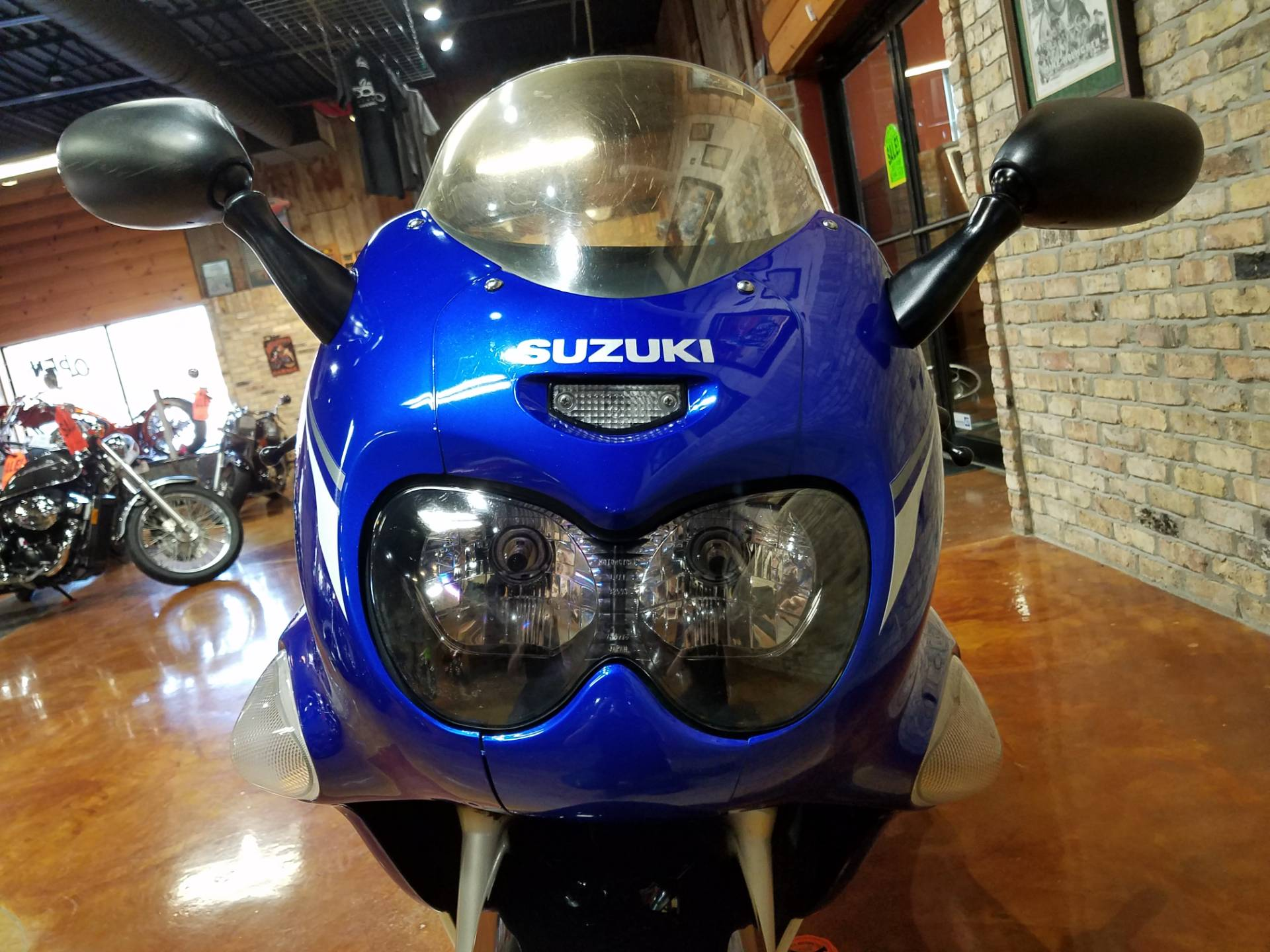 2006 Suzuki Katana® 600 in Big Bend, Wisconsin - Photo 18