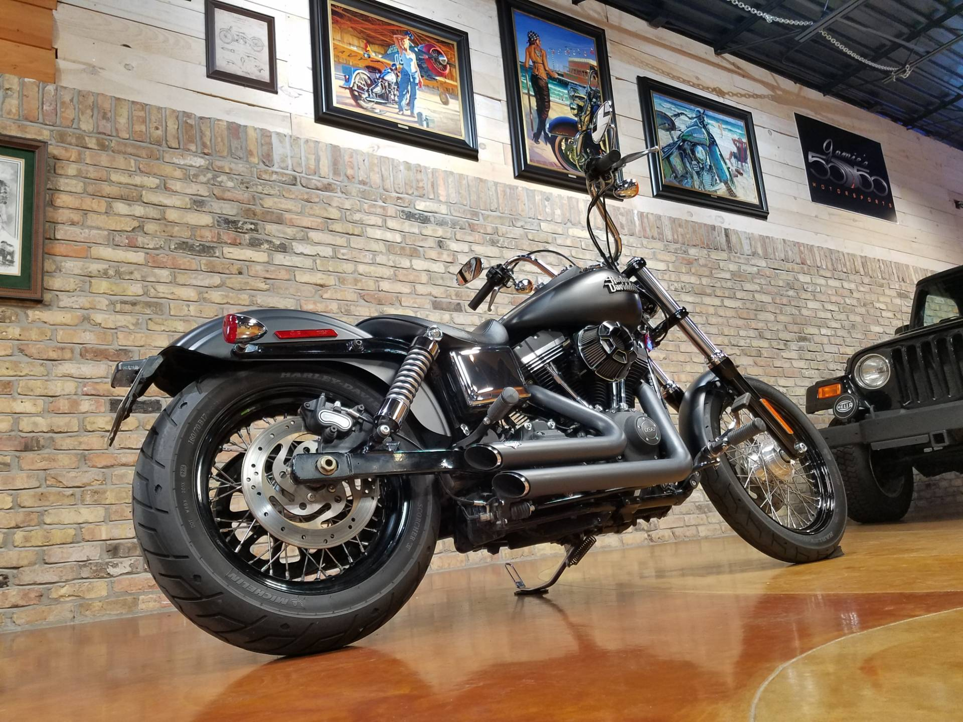 2013 Harley-Davidson Dyna® Street Bob® in Big Bend, Wisconsin - Photo 4