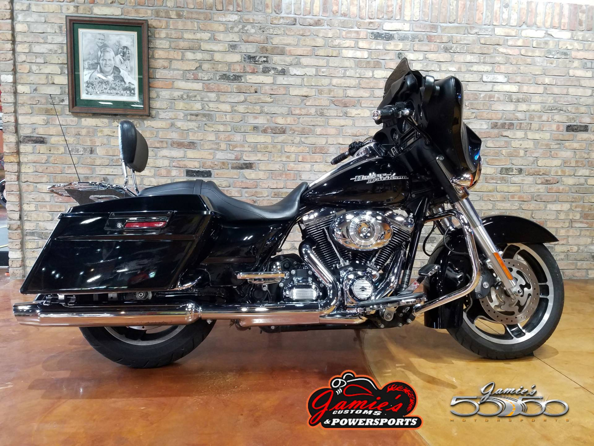 2013 Harley-Davidson Street Glide® in Big Bend, Wisconsin - Photo 1