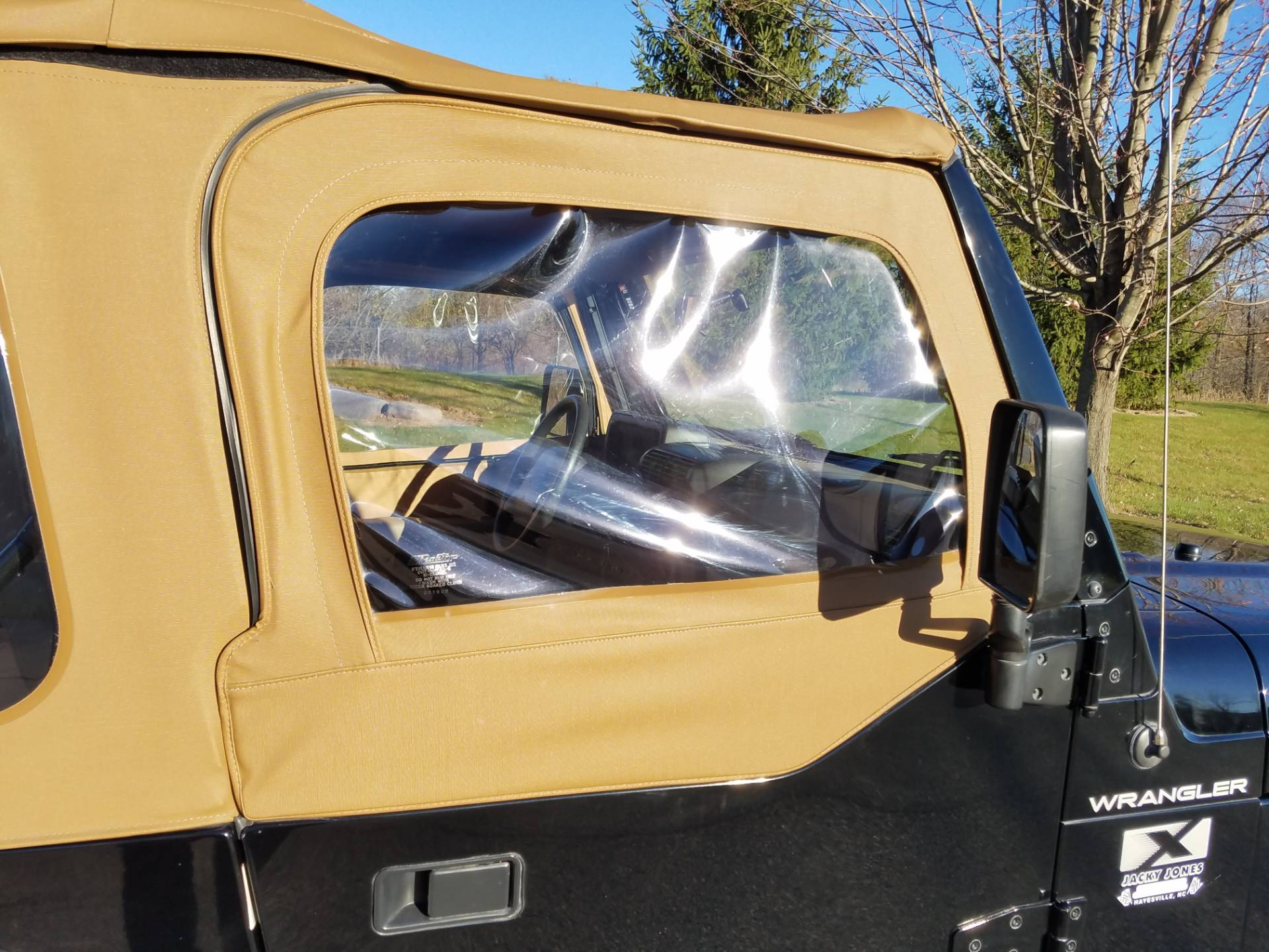 2002 Jeep® Wrangler X in Big Bend, Wisconsin - Photo 22