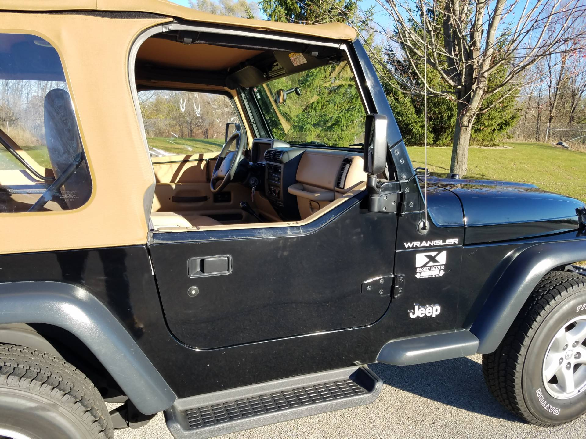 2002 Jeep® Wrangler X in Big Bend, Wisconsin - Photo 30