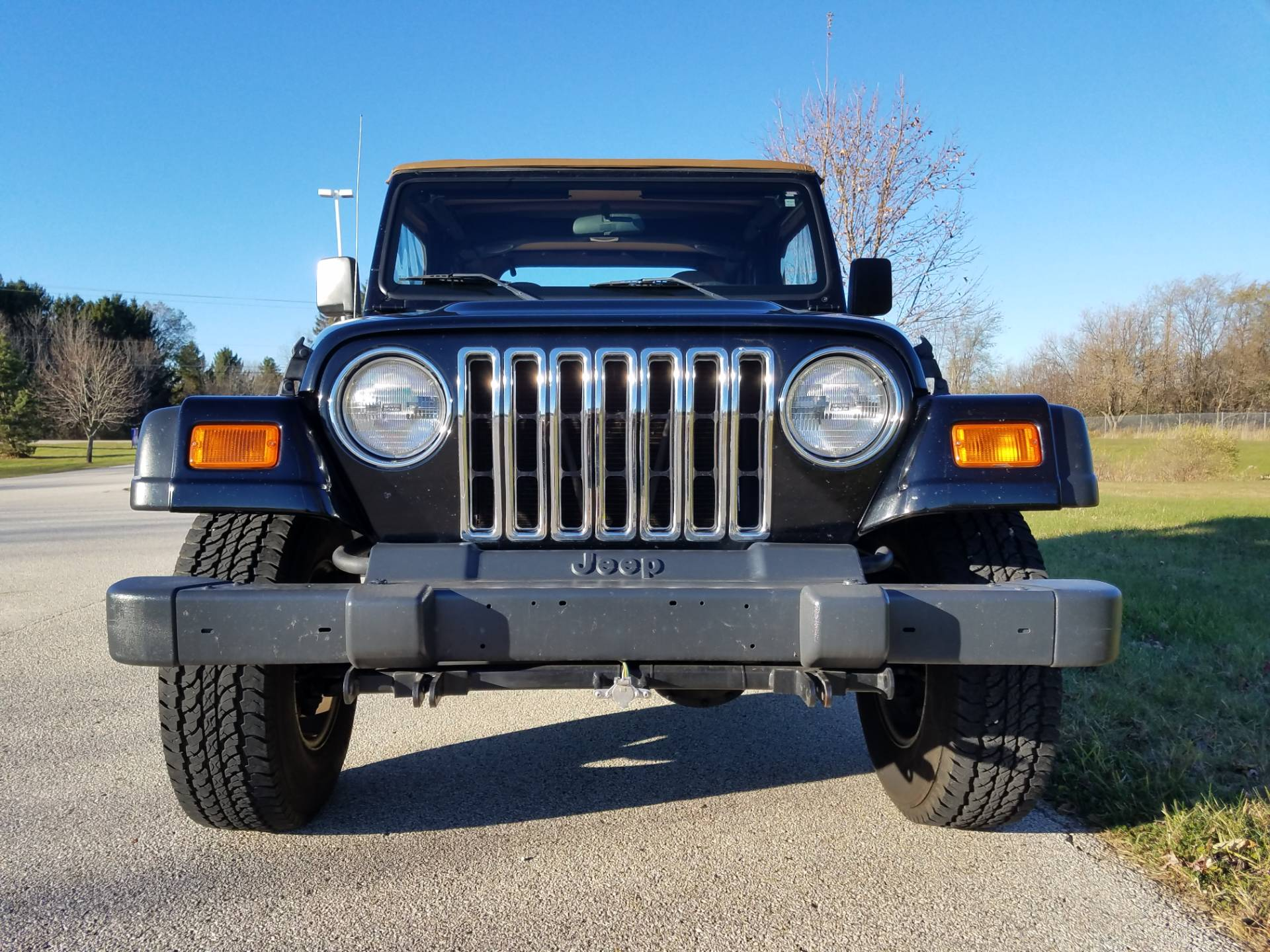 2002 Jeep® Wrangler X in Big Bend, Wisconsin - Photo 43