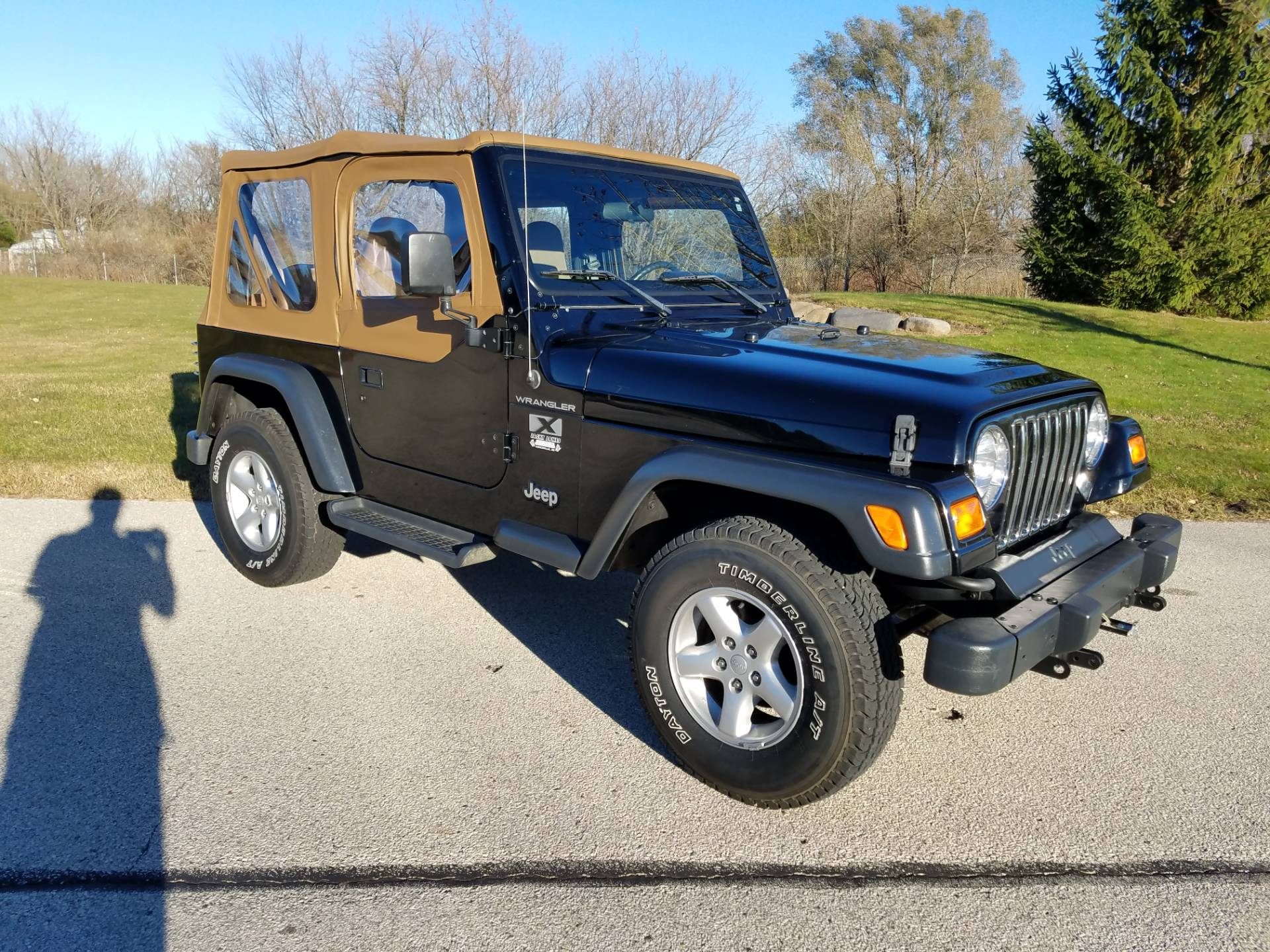 2002 Jeep® Wrangler X in Big Bend, Wisconsin - Photo 46