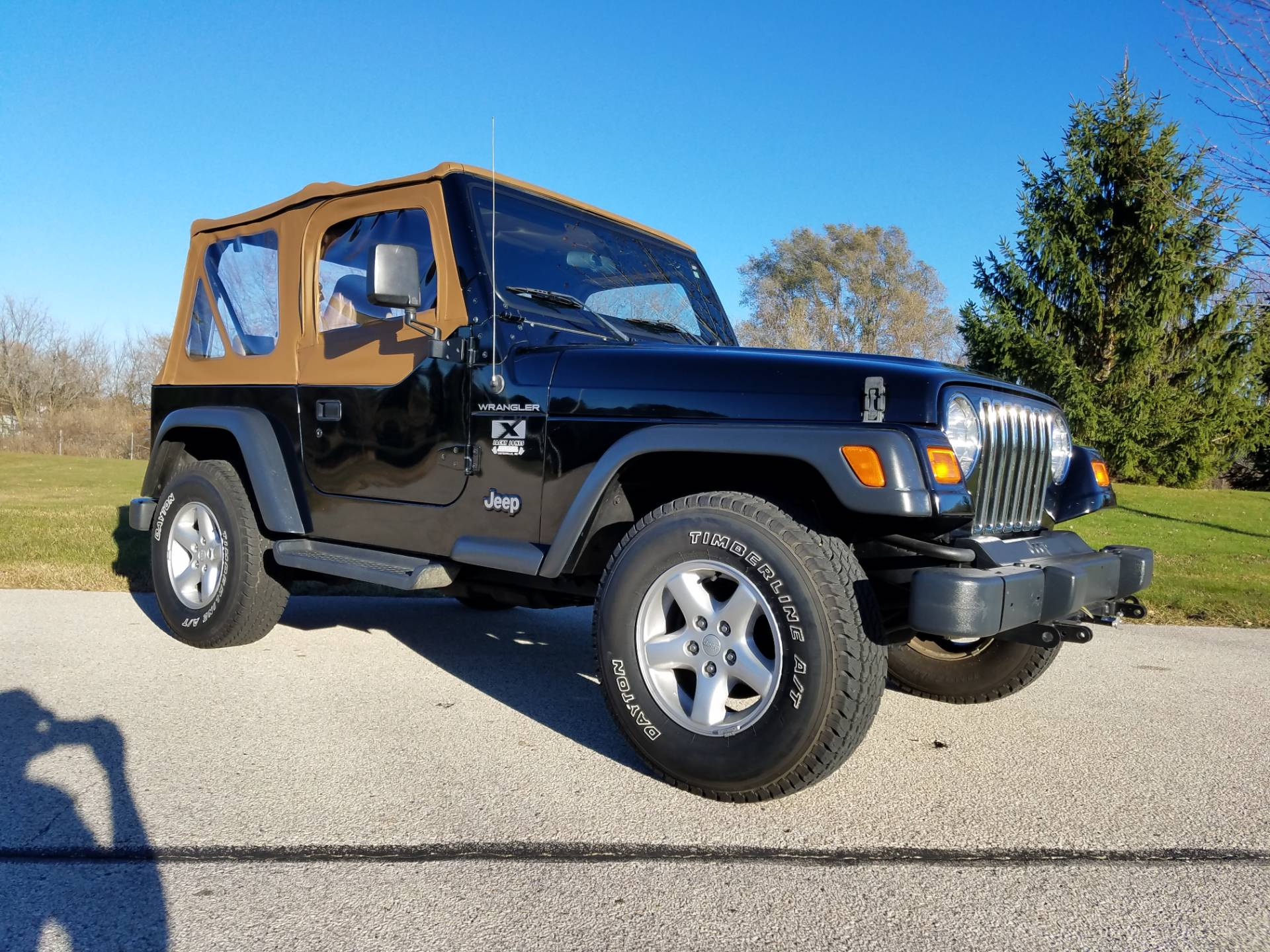 2002 Jeep® Wrangler X in Big Bend, Wisconsin - Photo 47