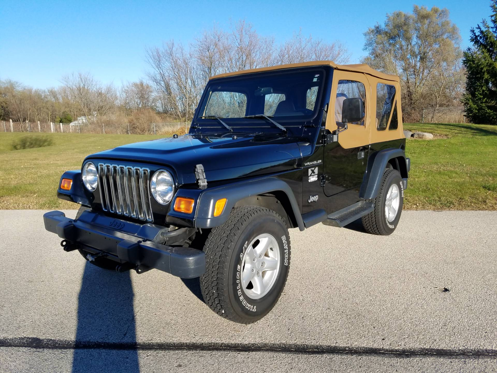 2002 Jeep® Wrangler X in Big Bend, Wisconsin - Photo 48