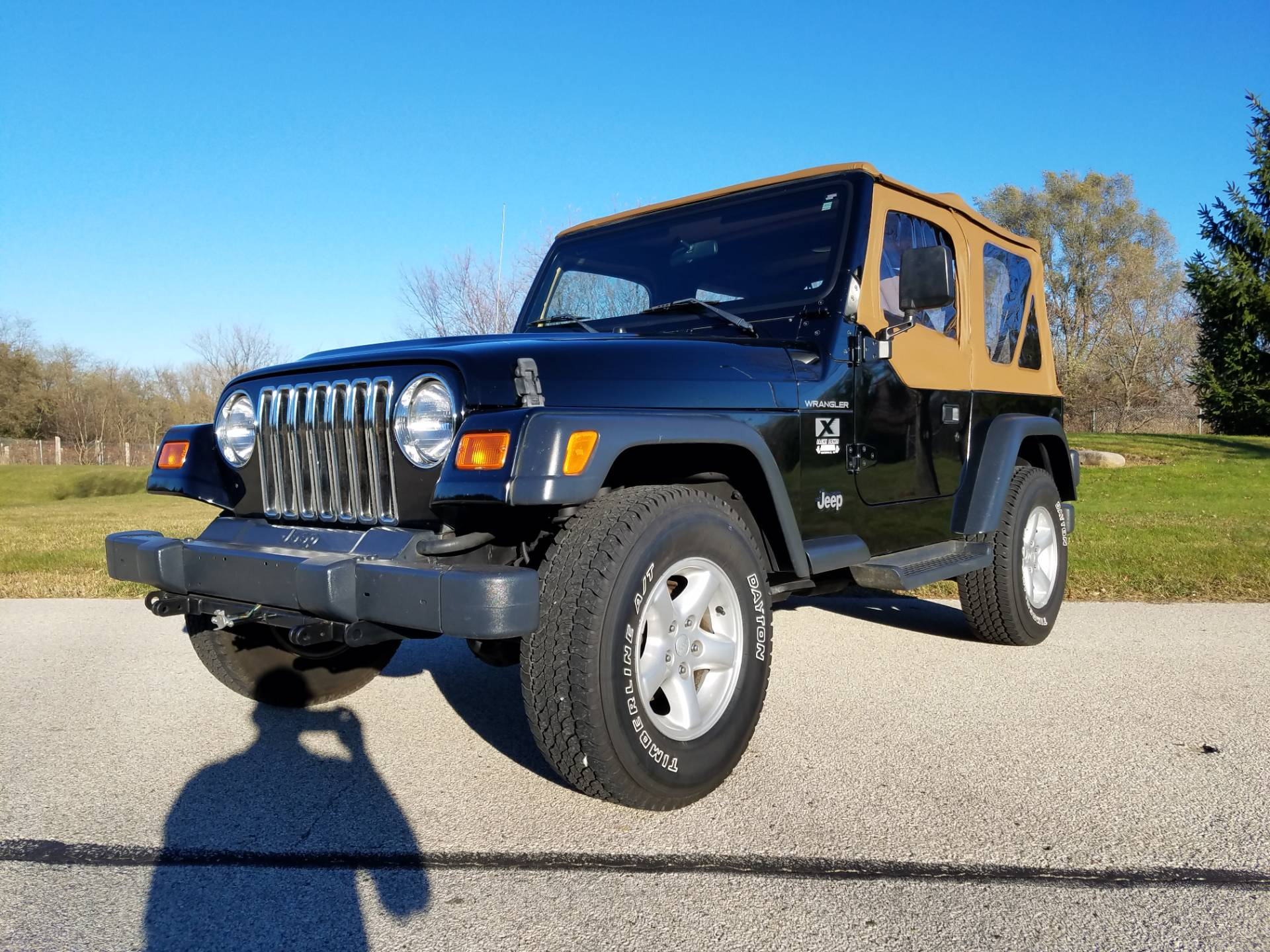 2002 Jeep® Wrangler X in Big Bend, Wisconsin - Photo 49