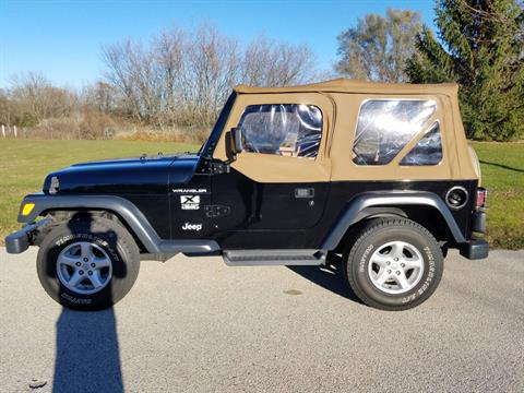 2002 Jeep® Wrangler X in Big Bend, Wisconsin - Photo 50