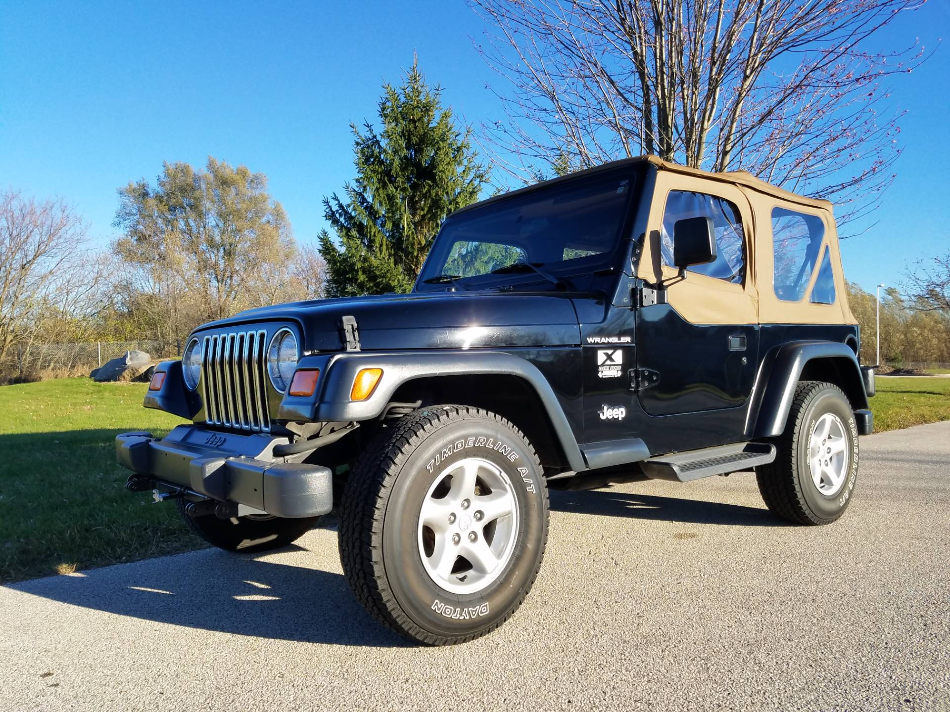 2002 Jeep® Wrangler X in Big Bend, Wisconsin - Photo 52