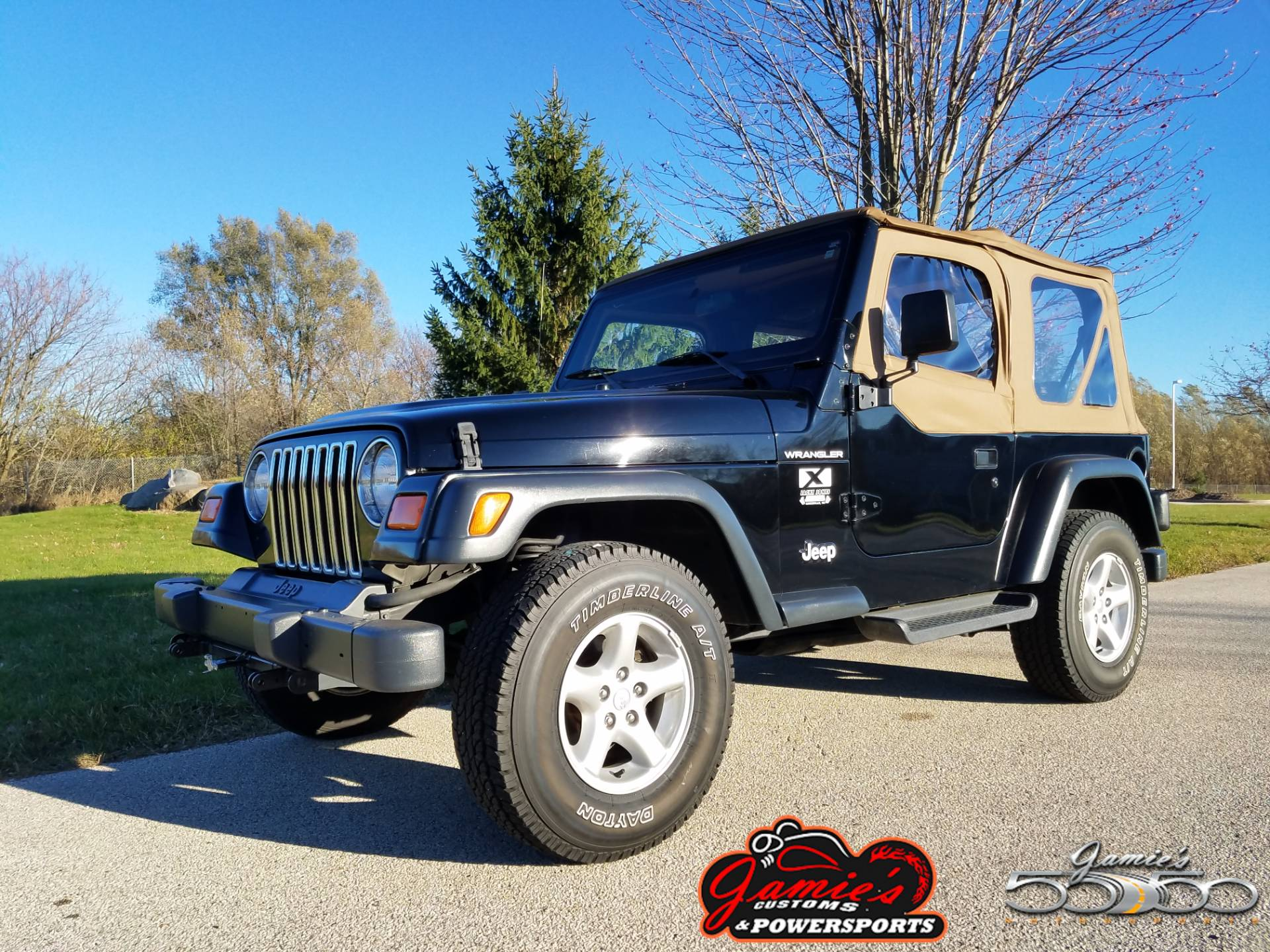 2002 Jeep® Wrangler X in Big Bend, Wisconsin - Photo 1