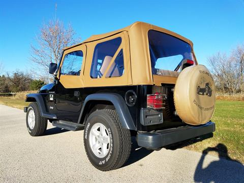2002 Jeep® Wrangler X in Big Bend, Wisconsin - Photo 53