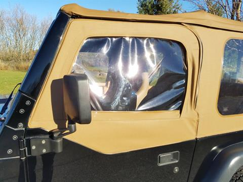2002 Jeep® Wrangler X in Big Bend, Wisconsin - Photo 57