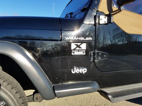 2002 Jeep® Wrangler X in Big Bend, Wisconsin - Photo 59
