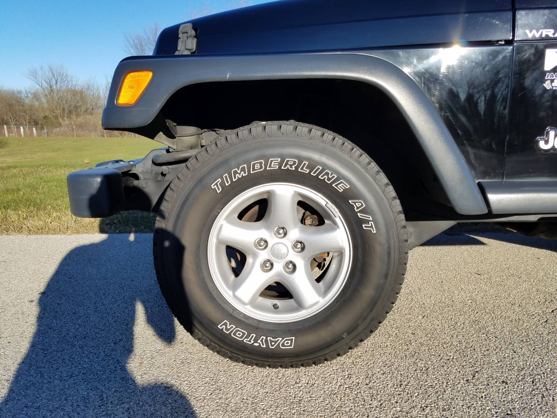 2002 Jeep® Wrangler X in Big Bend, Wisconsin - Photo 60