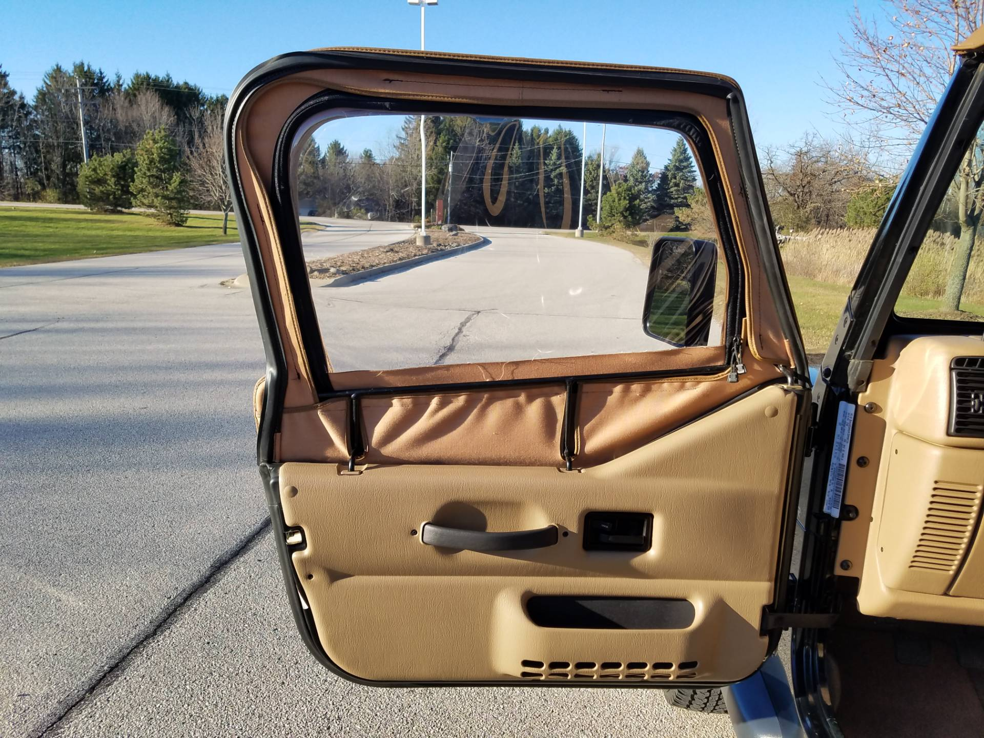 2002 Jeep® Wrangler X in Big Bend, Wisconsin - Photo 63