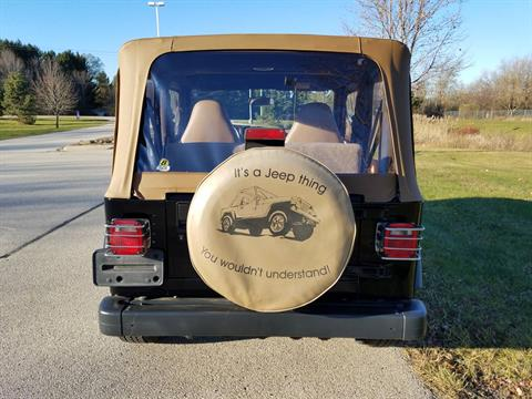 2002 Jeep® Wrangler X in Big Bend, Wisconsin - Photo 80