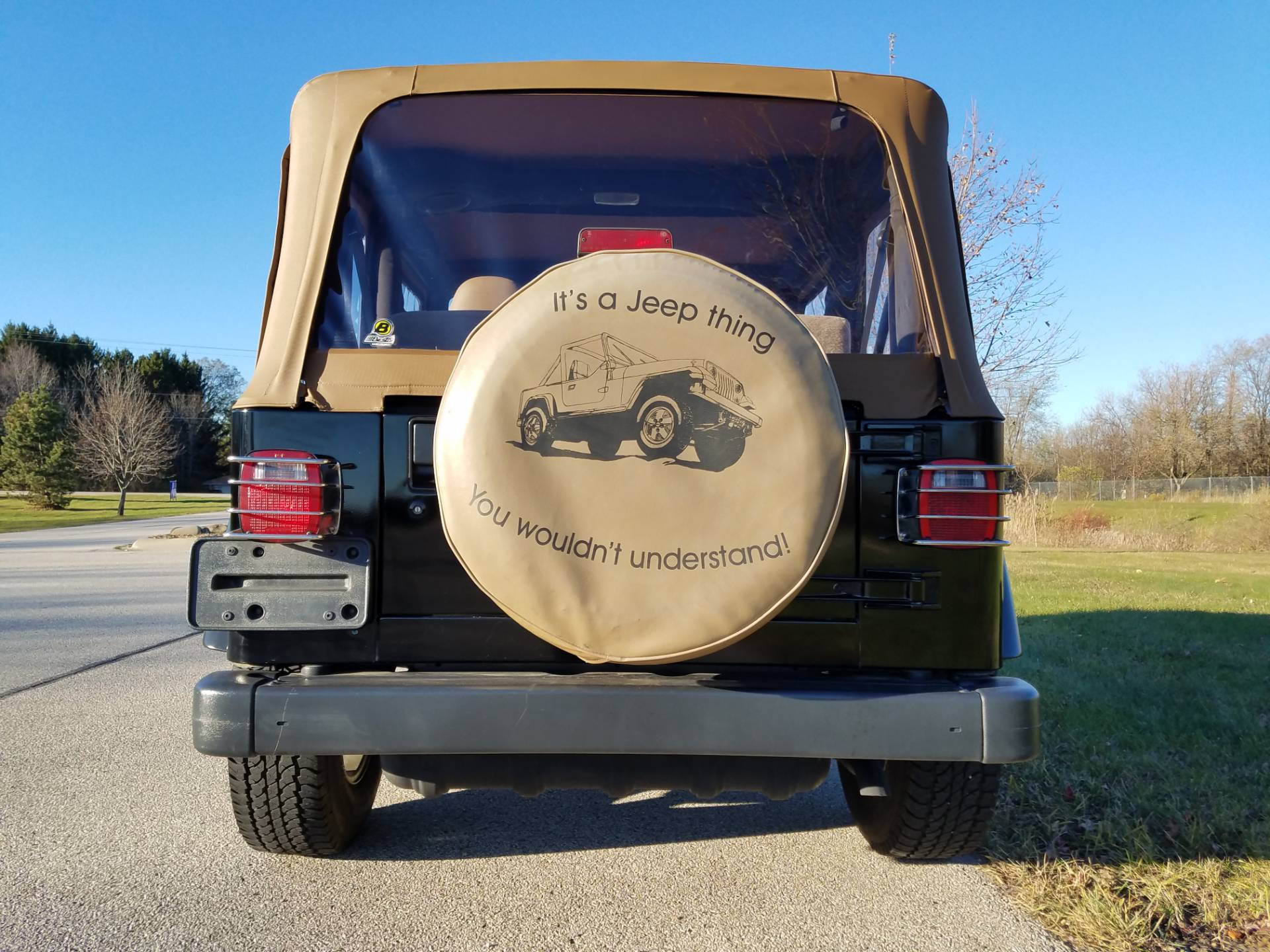 2002 Jeep® Wrangler X in Big Bend, Wisconsin - Photo 81