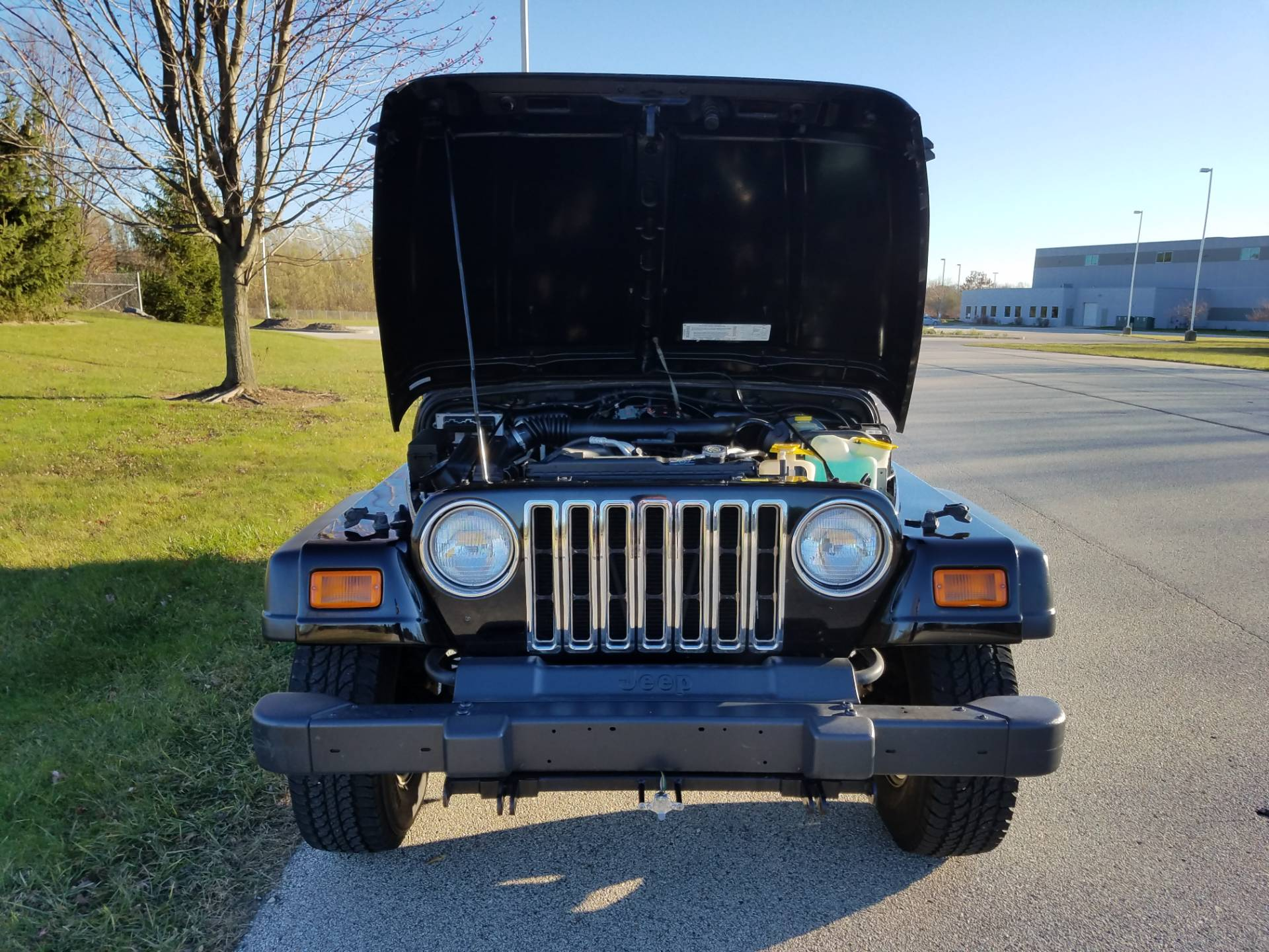 2002 Jeep® Wrangler X in Big Bend, Wisconsin - Photo 99
