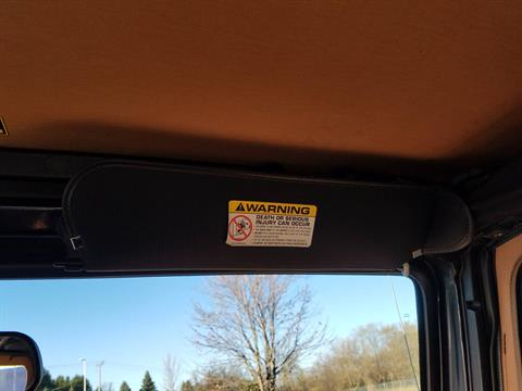 2002 Jeep® Wrangler X in Big Bend, Wisconsin - Photo 123