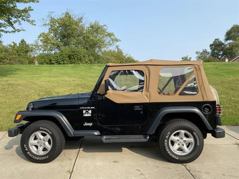 2002 Jeep® Wrangler X in Big Bend, Wisconsin - Photo 126