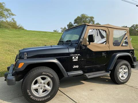 2002 Jeep® Wrangler X in Big Bend, Wisconsin - Photo 127
