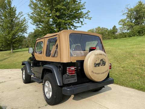 2002 Jeep® Wrangler X in Big Bend, Wisconsin - Photo 128