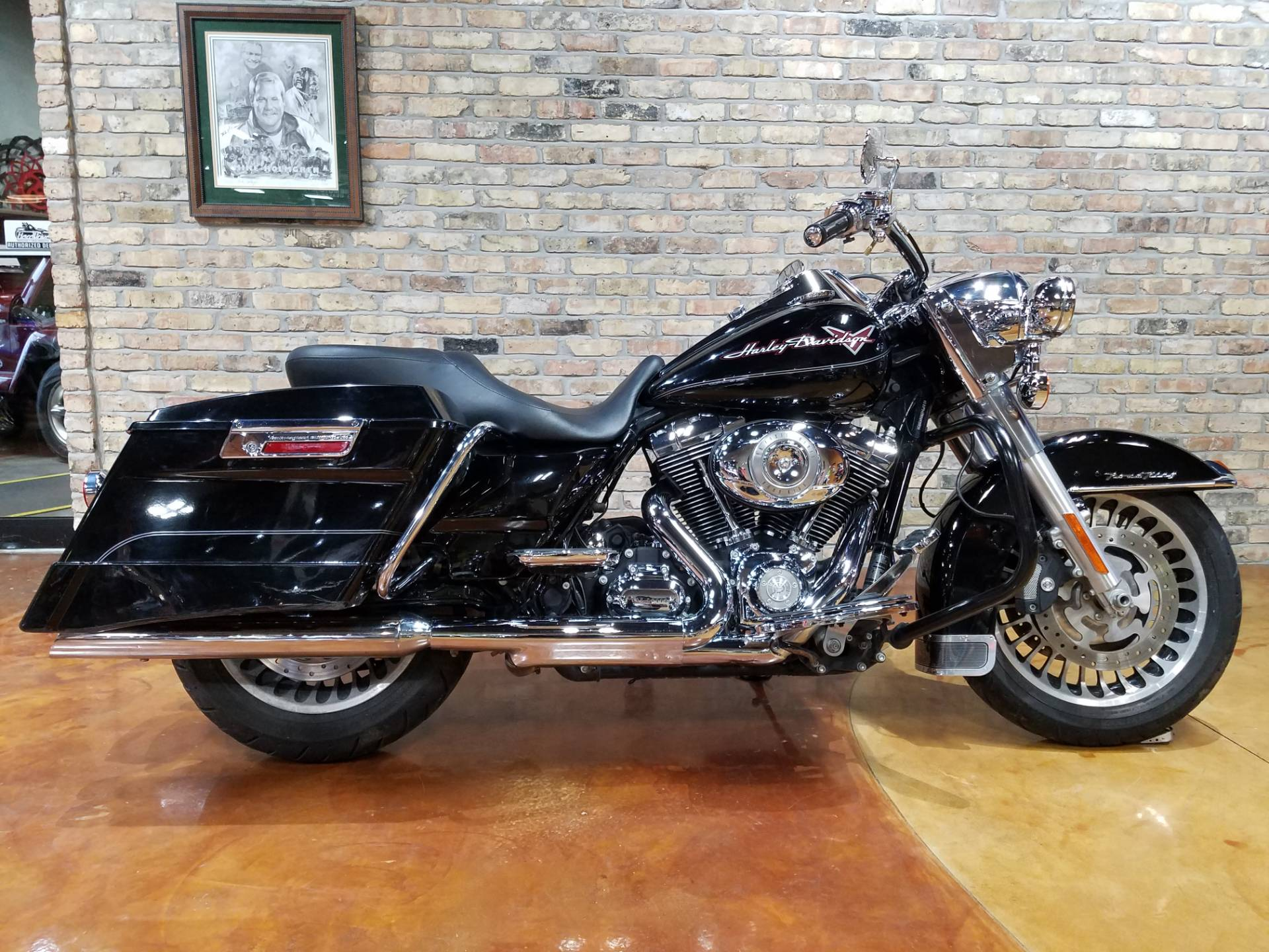 2011 Harley-Davidson Road King® in Big Bend, Wisconsin - Photo 62
