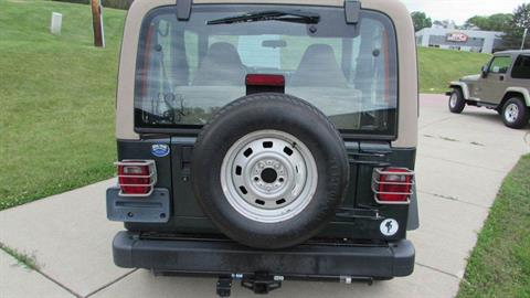 2002 Jeep® Wrangler Sport in Big Bend, Wisconsin - Photo 6