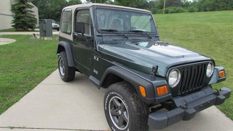 2002 Jeep® Wrangler Sport in Big Bend, Wisconsin - Photo 9