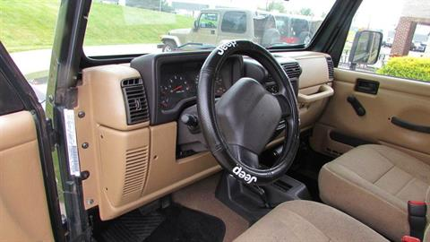 2002 Jeep® Wrangler Sport in Big Bend, Wisconsin - Photo 19
