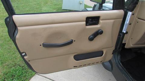 2002 Jeep® Wrangler Sport in Big Bend, Wisconsin - Photo 20