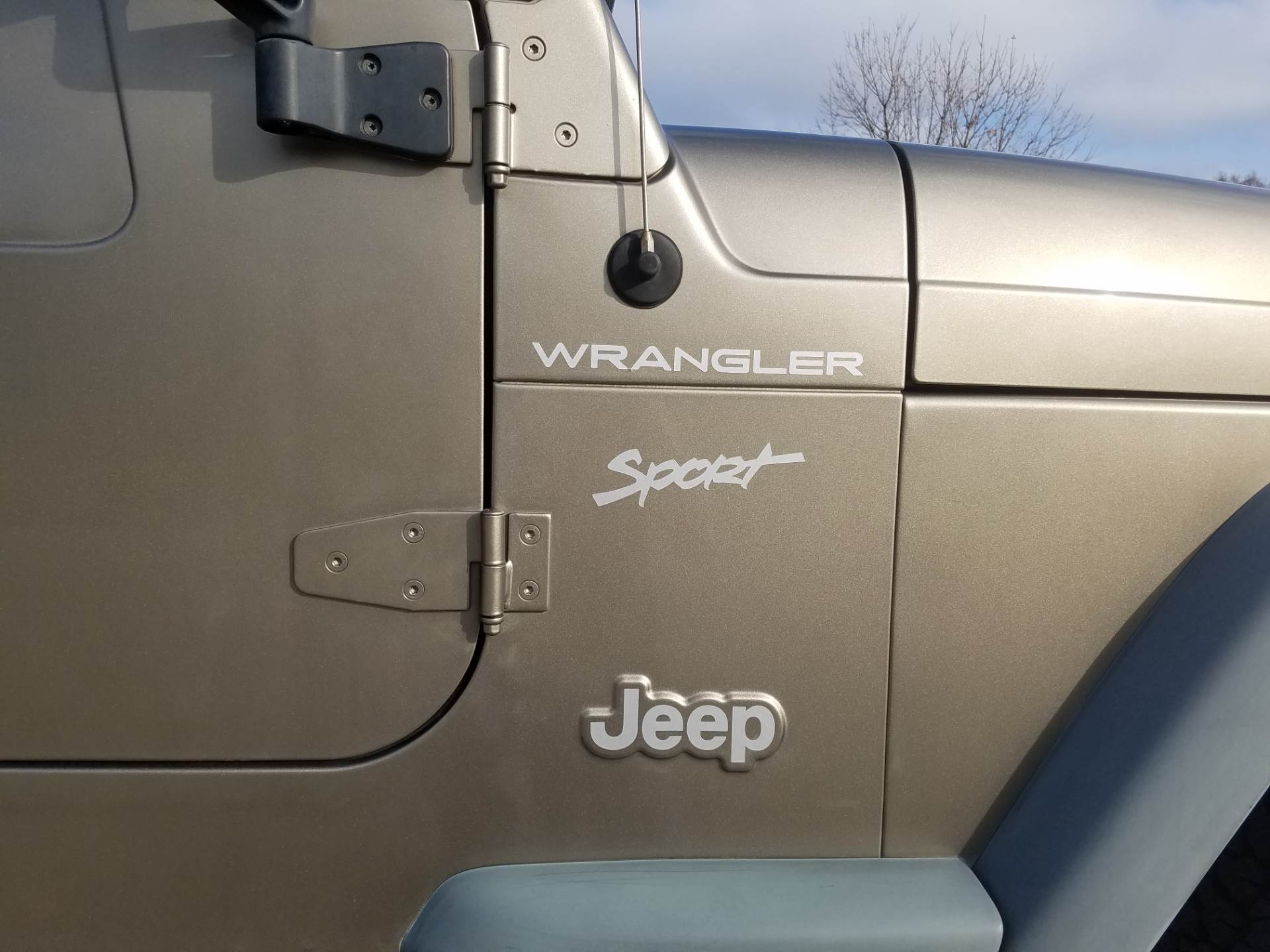 2002 Jeep® Wrangler Sport in Big Bend, Wisconsin - Photo 31